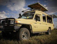 A Photographic Safari Vehicle